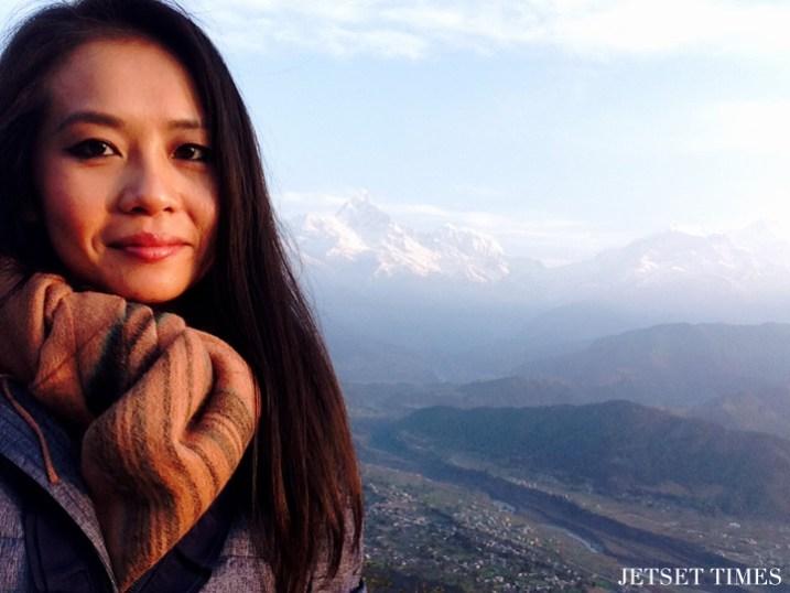 Wendy Pokhara Nepal Himalayas