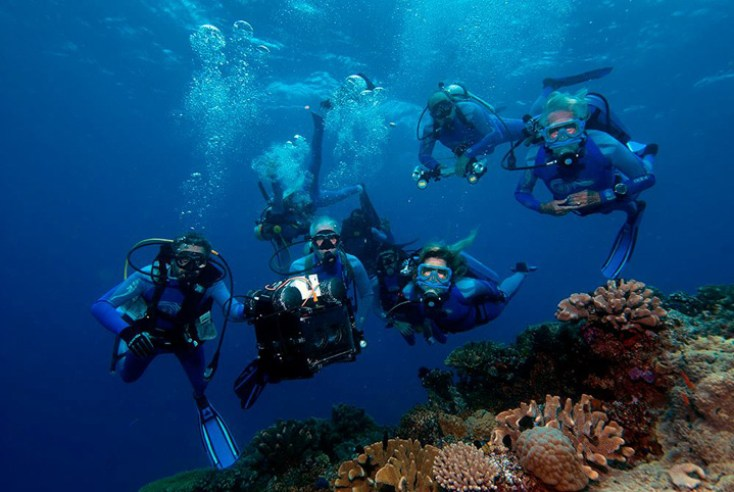 Facebook Jean-Michel Cousteau's Ocean Futures Society