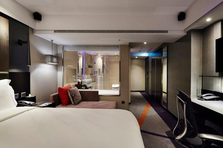 Tango hotels interior