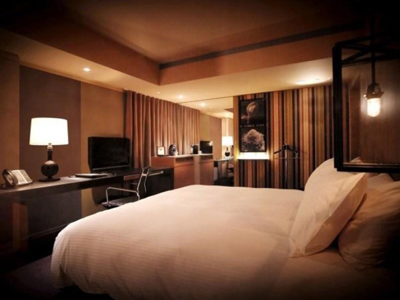 Hotel Quote Taipei room