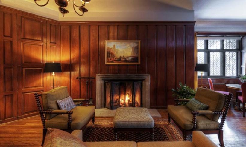 Ahwahnee Hotel Yosemite interior