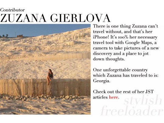 Zuzana Gierlova contributor profile