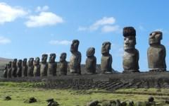 8 Ahu Tongariki Easter Island
