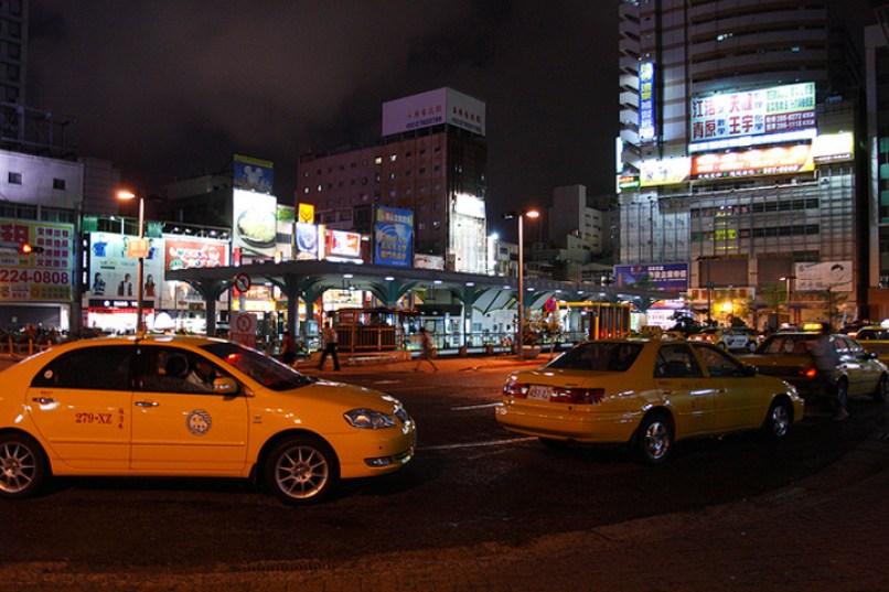 Flickr MiNe Taipei Taiwan taxi