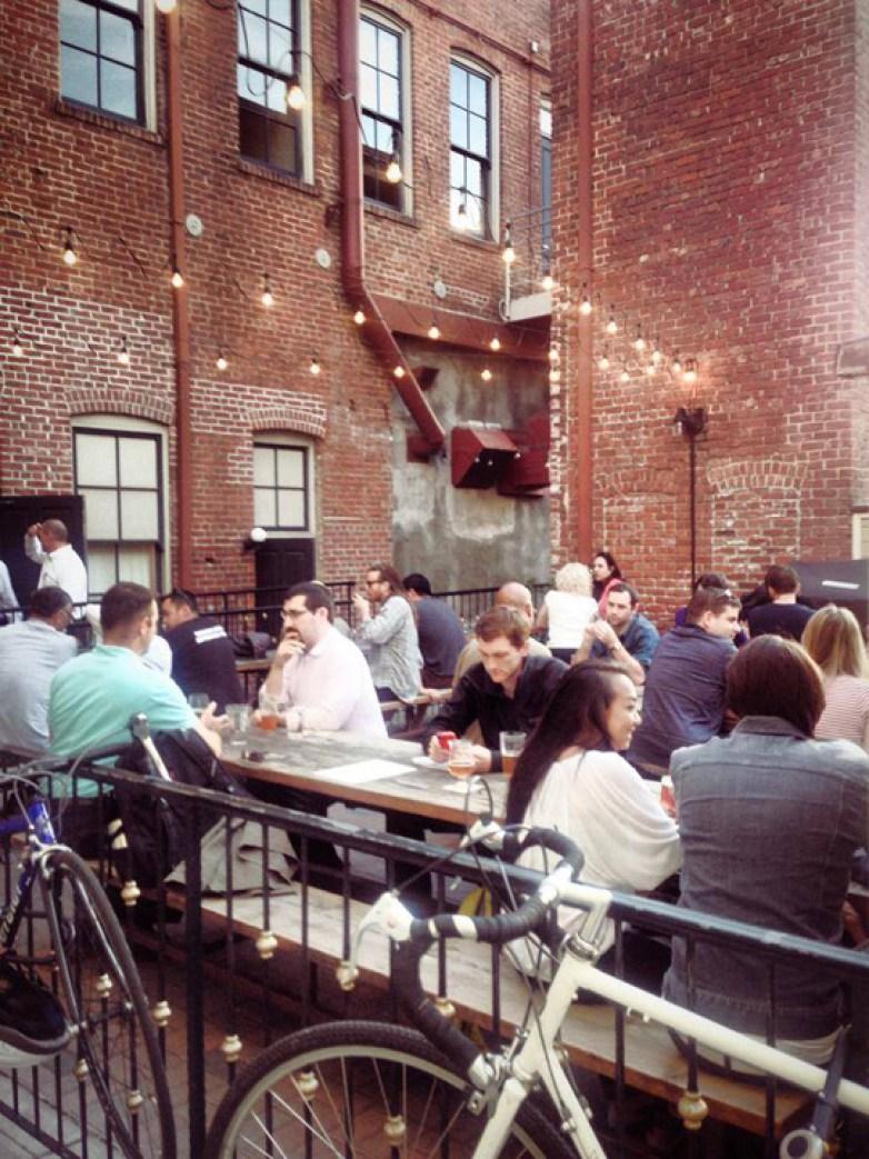 The Trappist patio facebook