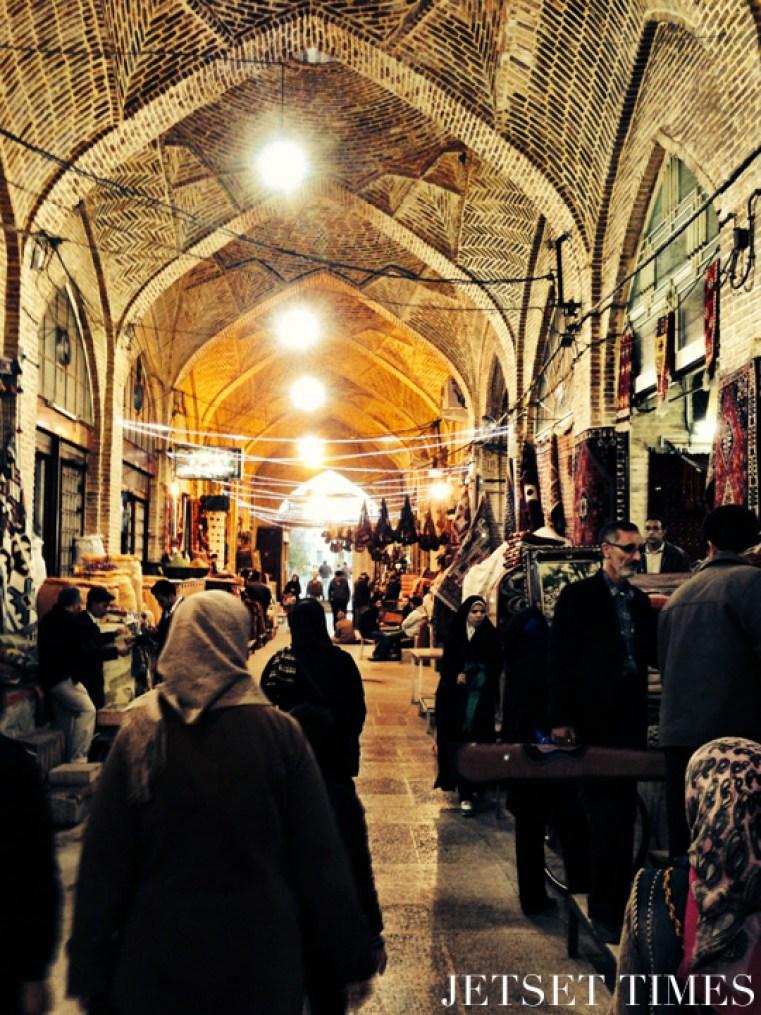 Iran Tehran Grand Bazaar