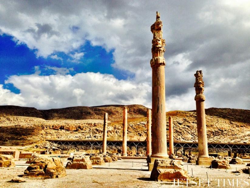Persepolis city, Iran