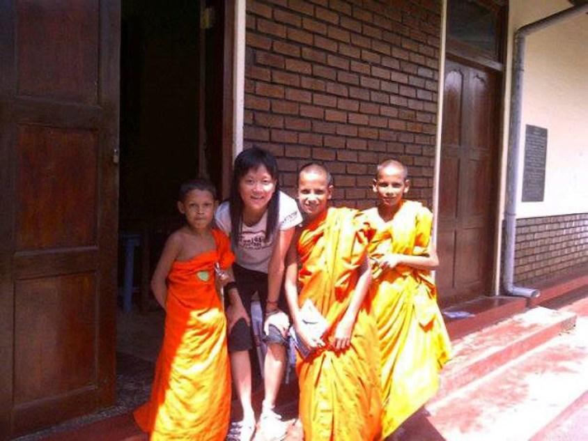 Sri Lanka Volunteer Monastery