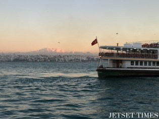 16. Ferries are the best way to get around and see Istanbul.