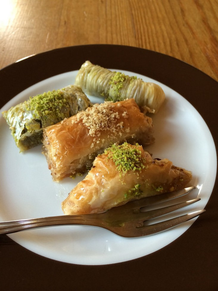 Flickr Alper Çuğun Turkey food Baklava