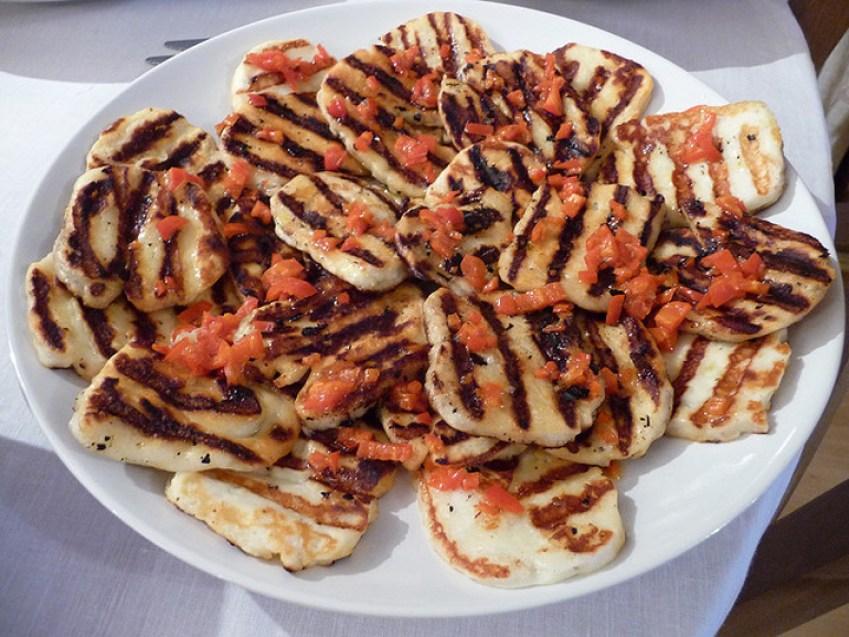 Flickr Elin B Turkey food Halloumi