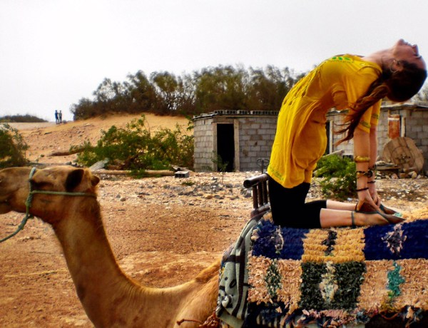 featured Sole Yoga Holiday Morocco camel