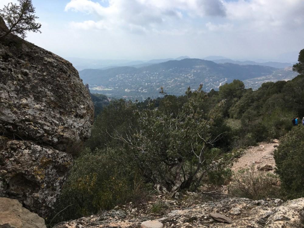 Hike Barcelona Spain
