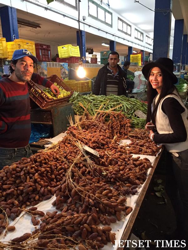 Tunisia Local Markets in Sousse