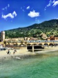 Monterosso, the biggest of the five villages.