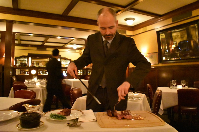 Tableside Service