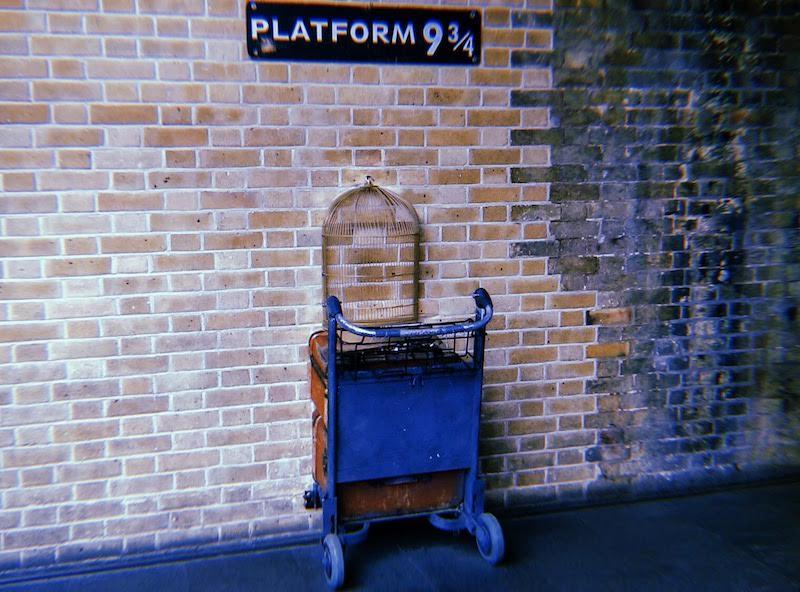 Platform 9 ¾