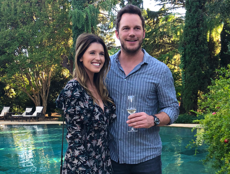 Chris Pratt Napa