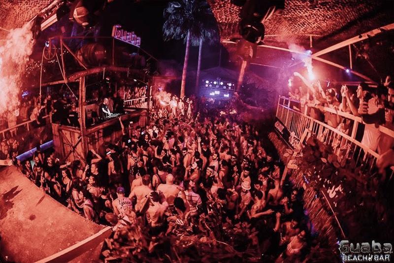 Guaba Beach Bar
