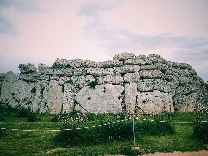 Ġgantija Temples, Gozo, Malta