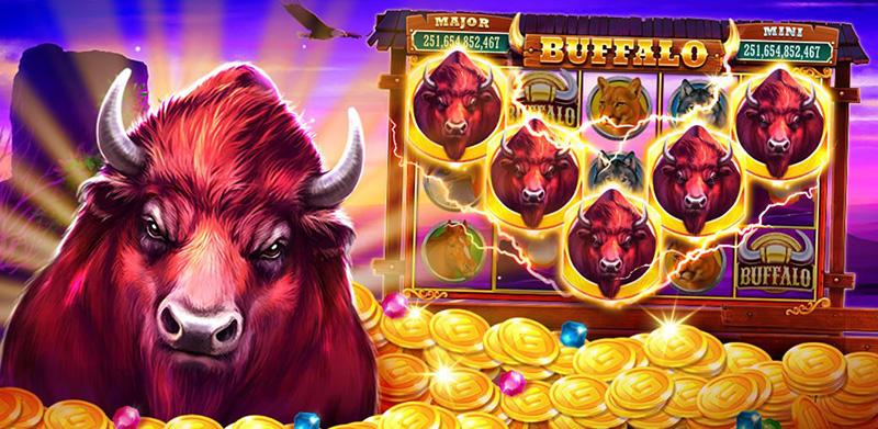 Buffalo Slots App