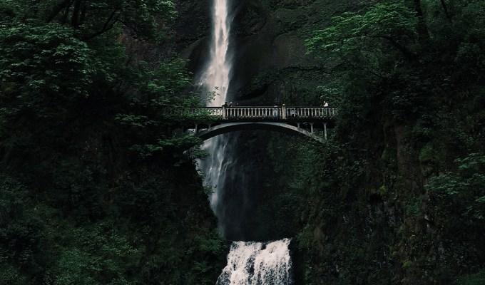 Multnomah Falls, Portland
