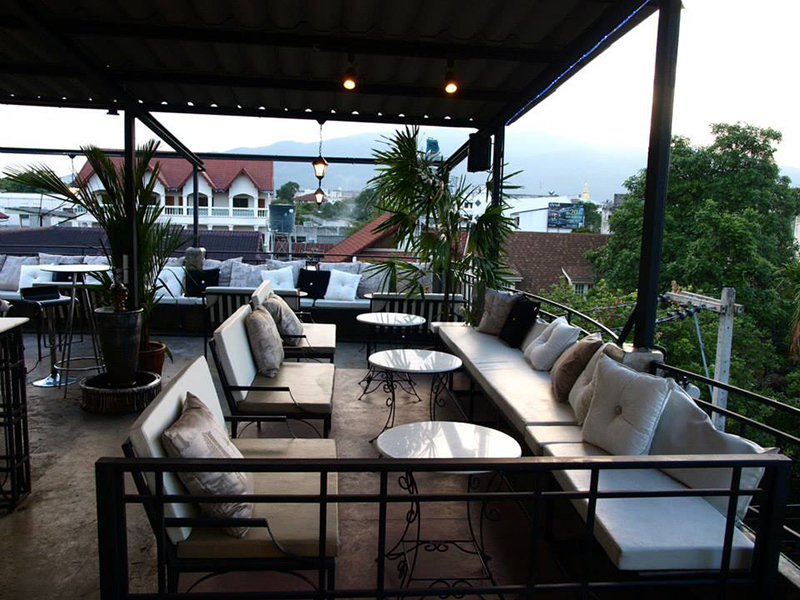 Facebook OASIS Rooftop Garden Bar.