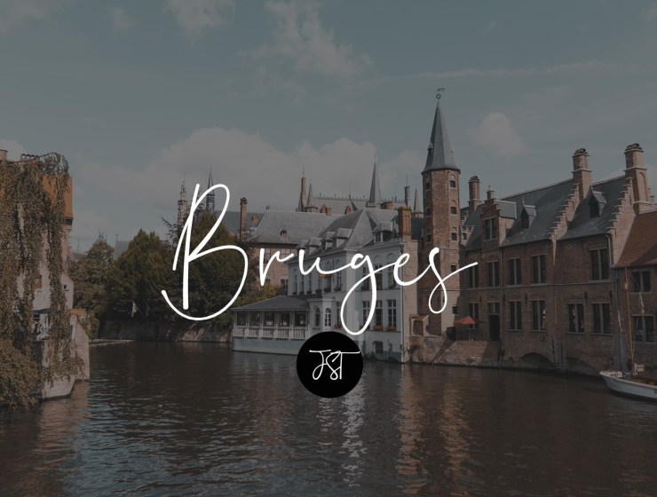 Bruges travel guide