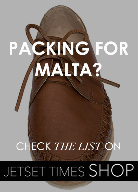 malta packing list