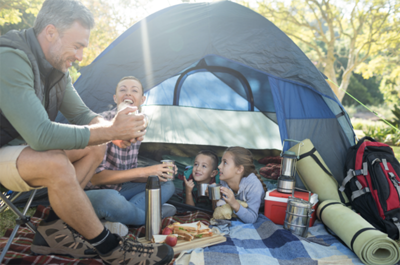 Tent Tactics: How To Survive Your First Family Camping Trip ...