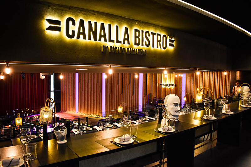 Canalla Bistro by Richard Camarena at Platea