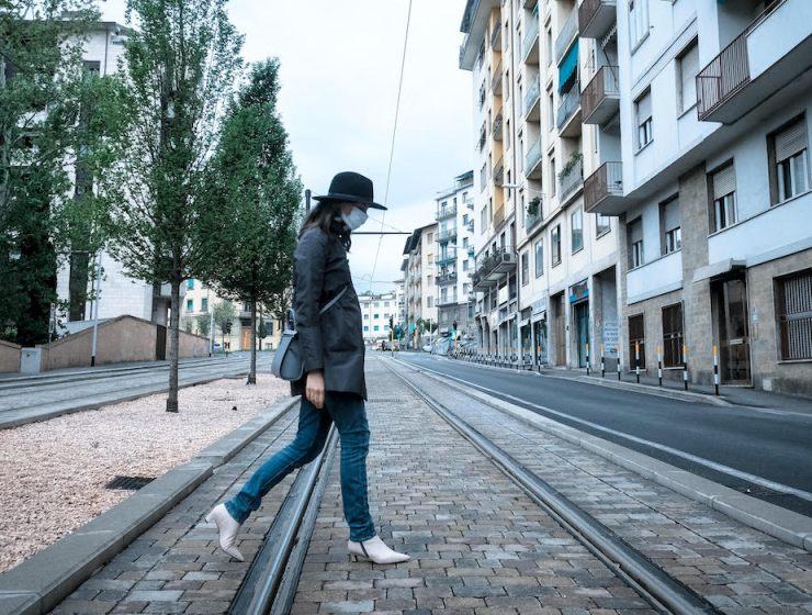 GIUSEPPE CABRAS PHOTOGRAPHY (The fiorentine blogger @mydaphne walking)