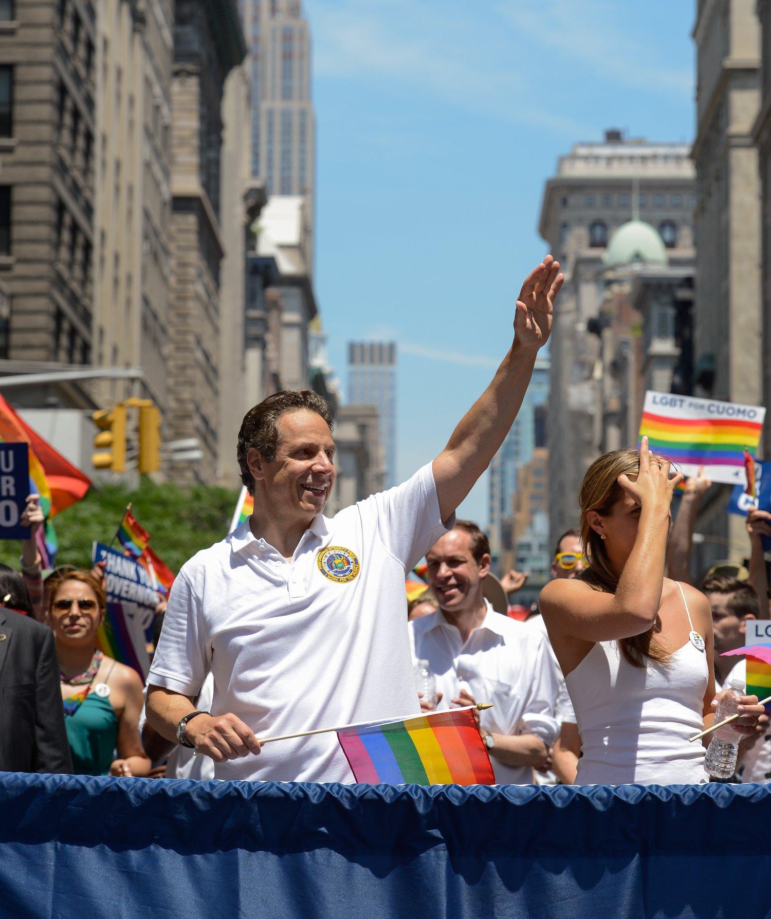 Governor Andrew Cuomo LGBTQ