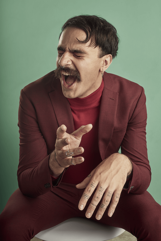 Rodrigo Alarcon