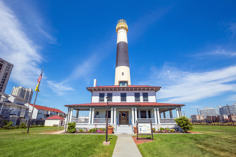 Absecon Lighthouse in Atlantic City