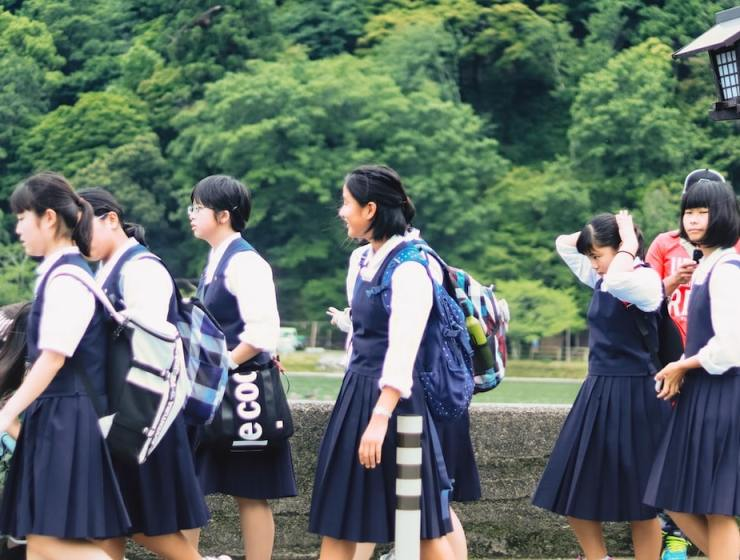 kyoto students