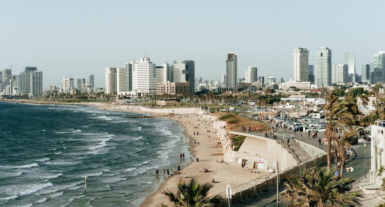 Tel Aviv neighborhoods