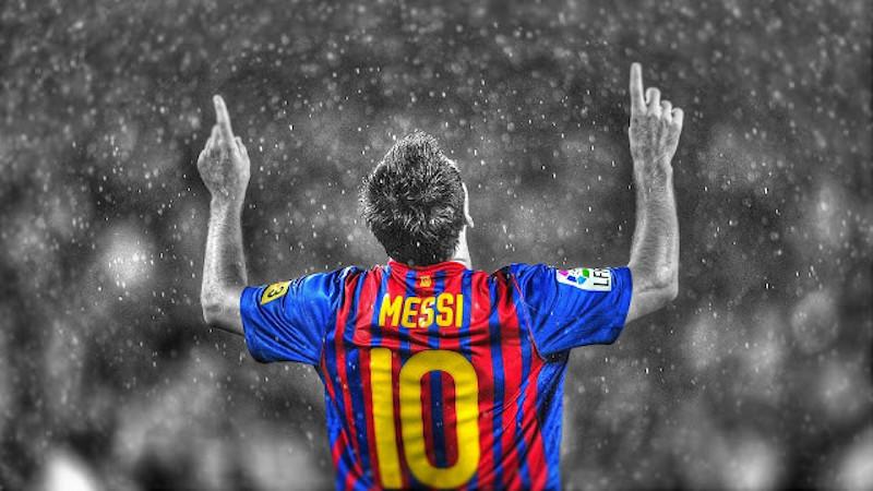 Lionel Messi(CC BY-SA 2.0)bytheglobalpanorama