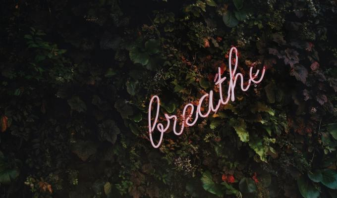 breathe anxiety