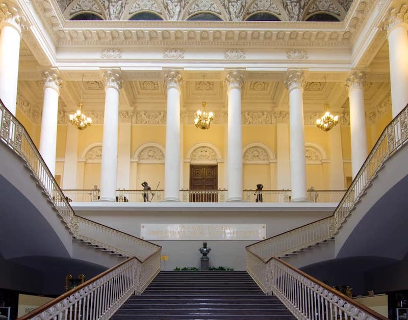 Русский музей/The State Russian Museum