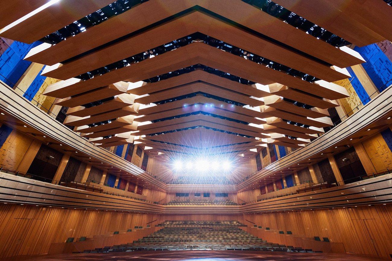Müpa Budapest concert halls in budapest