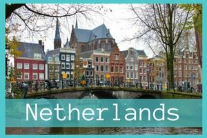 Netherlands Posts by JetSettingFools.com