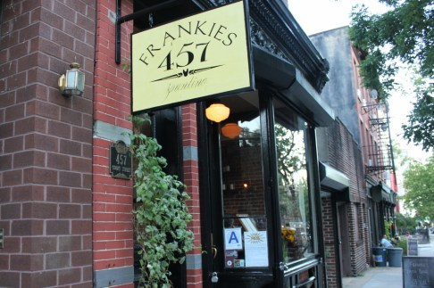 Frankies 457 restaurant Brooklyn New York City NYC JetSettingFools.com