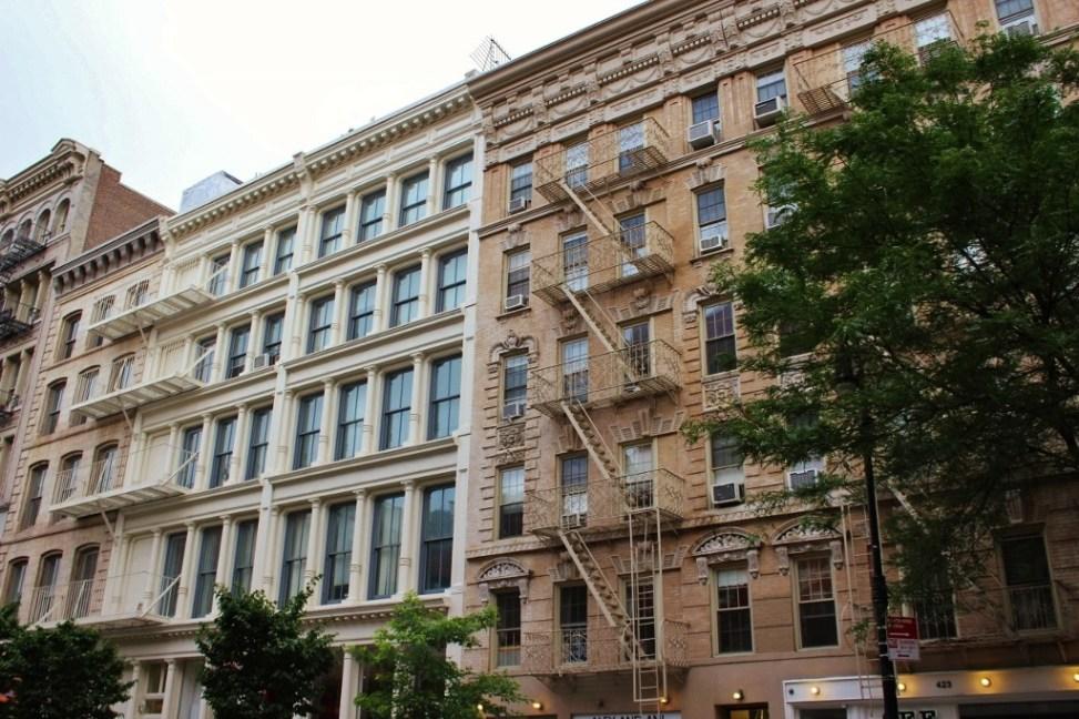 Soho architecture New York City NYC JetSettingFools.com