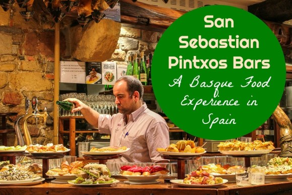 San Sebastian Pintxos Bars A Basque Food Experience in Spain