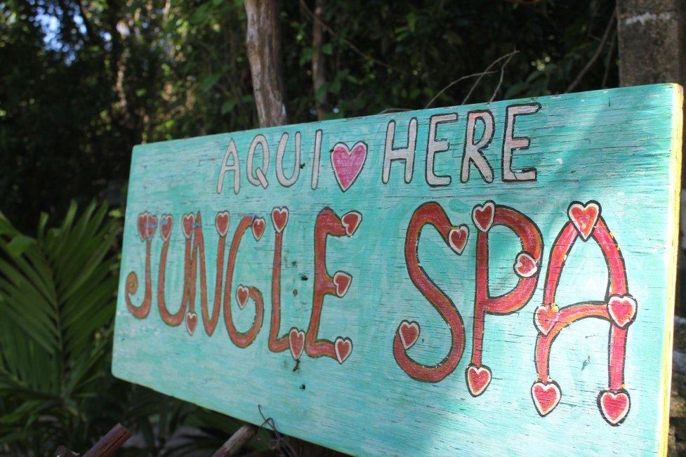 The Jungle Spa