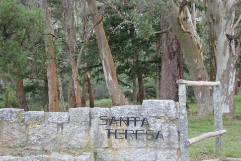 Parque Nacional Santa Teresa in Punta del Diablo, Uruguay