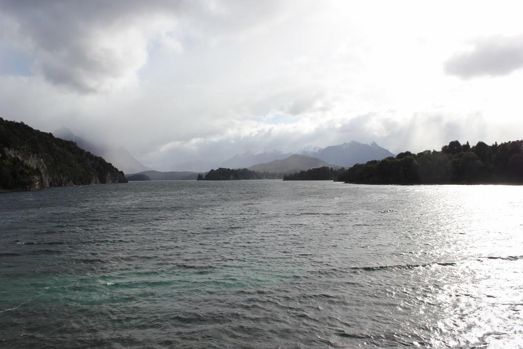 Lago Perito Moreno Oeste in Bariloche, Argentina