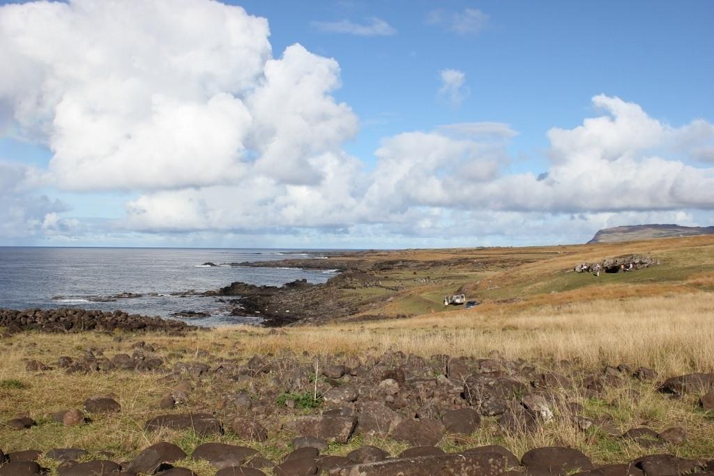 Akahanga on Easter Island Full Day Tour