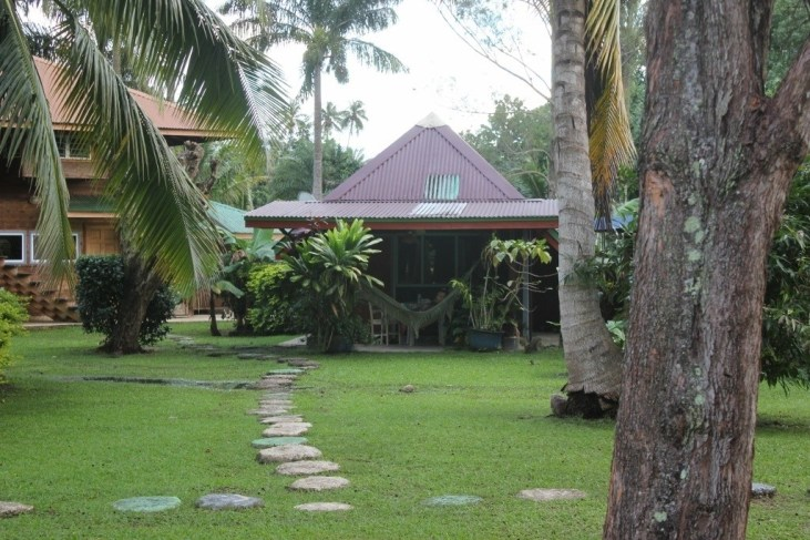 Mark's Place Moorea ~ our island home